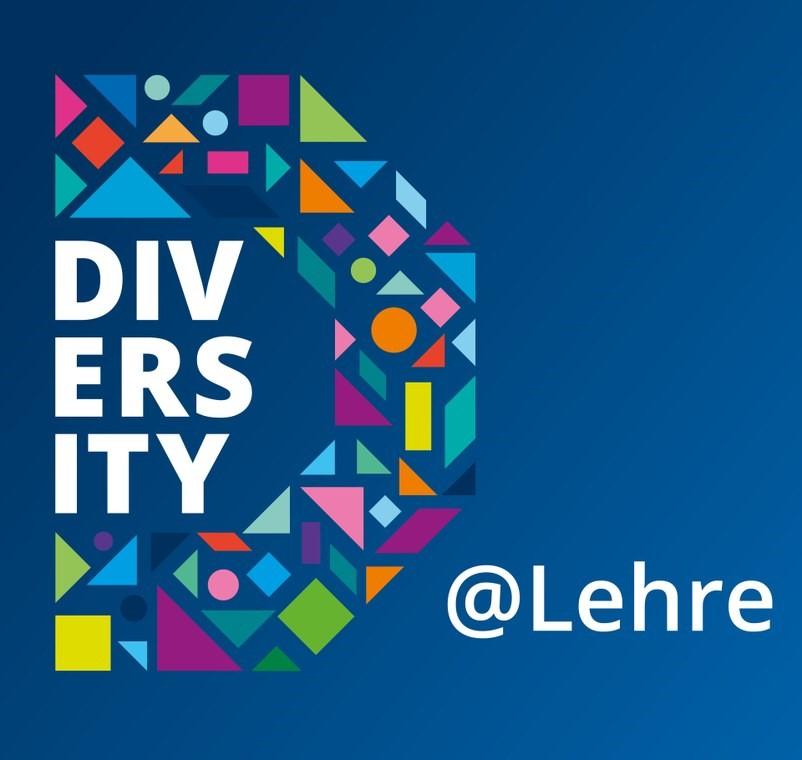 Logo Diversity @ Lehre der TUD
